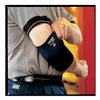 Decade 56112 Elbow Support, M, Blue, Pull-Over