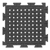 Andersen 403001003000 Anti-Fatigue Mat, Black, 23-1/8 x 5-1/2 In