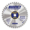 Irwin Marathon 14050 Crclr Saw Bld, Crbde, 8-1/4 In Dia, 24 TPI
