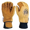 Shelby 5282 M Fire Glove, Heavy Weight, M, 1PR