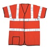 Occunomix LUX HSCOOL3 OL Vest, L, Orange