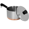 World Kitchen-Ekco 3514037 3QT SS Cover Saucepan