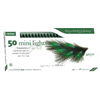 Noma/Inliten-Import 4057-88 HW50CT GRN Mini LGT Set