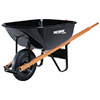 Ames True Temper C6 6CUFT Pro Wheelbarrow
