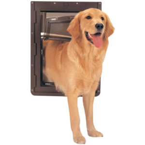 Johnson Pet Door L 2 http://www.drillspot.com/products/302116/Radio_Systems_Johnson_Pet_DR_TL-2-11_Tuffi-Dor_LG_Pet_Door