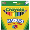 Crayola Llc 58-7722 10CT Coloring Marker