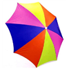 Rio Brands Llc UB884-TS 6' Poly Umbrella ASSTD