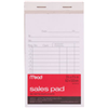 Mead 64804 50CT 8.5x5.5 Sales Pad