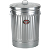 Behrens Inc 1211 20GAL STL Trash Can
