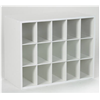 Closetmaid 898300 15Cube WHT Organizer