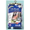 Annin Flagmakers 002450R 3x5 Nyl Repl Flag