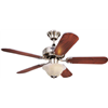 "Westinghouse Fan & Lighting 78773-6548 42"" NI Richboro CeilFan"