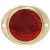 "Clean Rite/Blazer International T888BR 3"" RED Reflector"