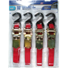 "Boxer Tools MM16 MM 4PK 1""x10' Tie Down"