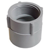 "Thomas & Betts E942DR-CTN 1/2"" PVC Fem Adapter"