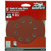 "Ali Industries 3722 5 Pack 5""8HOLEHL 180 Grit Disc"