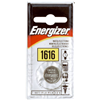 Eveready Battery Co ECR1616BP EVER 3V Lith Battery