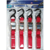"Boxer Tools MM27 MM 4PK 1""x6' Tie Down"