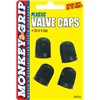 Bell Automotive Products Inc 22-5-08830-M 4PK Dome Valve Cap, Pack of 6