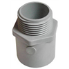 "Thomas & Betts E943GR-CTN 1-1/4"" PVC Term Adapter"