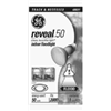 G E Lighting 73439 GE45W Reveal Refl Bulb