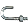 National Mfg CO N232-884 1/4x2-5/16 Zinc J Bolt, Pack of 10