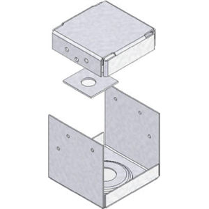 Usp Structural Connectors PA44E-TZ