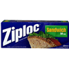 S C Johnson Wax 00390 50CT Ziploc Sand Bag