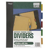 Mead 20250 Tab Index Dividers