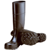Tingley Rubber 31144-8 SZ 8 BLK PVC Sock Boot