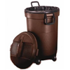 United Solutions RM133902 32GAL Kona WHL TrashCan, Pack of 6