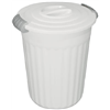 Sterilite 11368006 24QT WHT Utility Can, Pack of 6