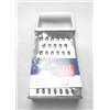 Bradshaw International 15601 SS Box Grater