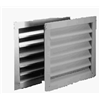 Air Vent Inc. 81112 12x18 ALU Louver Vent