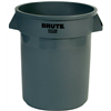 Rubbermaid Comm Prod 2620-00-GRAY 20GAL GRY Trash Can