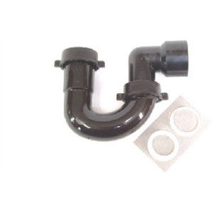 686c black universal kitchen sink trap be the first to write a review