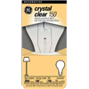 G E Lighting 16068 GE150W CLR STD LGT Bulb, Pack of 12
