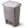 Rubbermaid 2841-87 CYLIND 33QT Cylinder Wastebasket, Pack of 6
