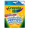 Crayola Llc 58-7808 8CT Wash Broad Marker