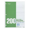 Mead 15326 200CT WHT Filler Paper