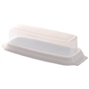 Rubbermaid Inc 1777193 RED Plas Butter Dish
