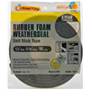 Thermwell R512H 1/2x5/16 BLK Rubb Tape