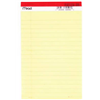 Mead 59614 50CT 5x8 YEL Legal Pad, Pack of 12
