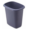 Rubbermaid 1791163 6QT Blue Van Wastebasket