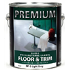 True Value Mfg Company DP13-QT PRM QT BRN FLR Enamel, Pack of 4