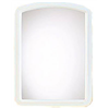 Home Decor Innovations 20-0410-AT4102WT-1319 16x22 Mold Frame Mirror, Pack of 6