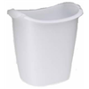 Rubbermaid Inc 2385-00 WHT 14QT Recyc Wastebasket