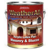 True Value Mfg Company MSEF9-5G WA5GAL WHT Stuc Paint