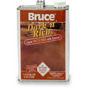 Bruce Hardwood Floors W105 32 OZ Dark Wood Wax Be the first to write a ...