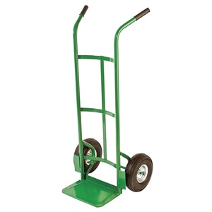 FAIRBANKS Hand Truck, Ht 44-1/2, Flat Free Wheel at Sears.com